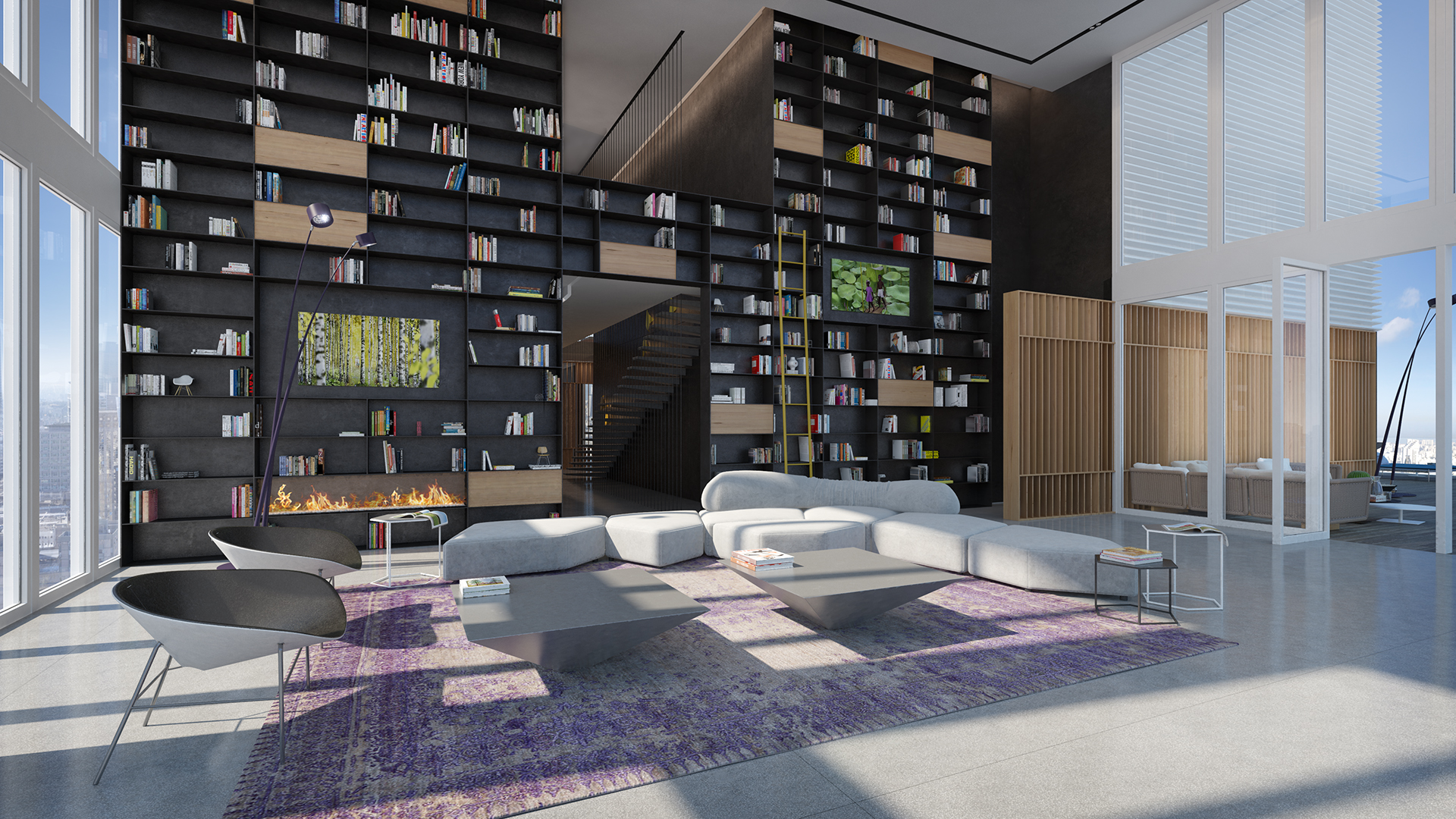 Penthouse in Bait Lissin