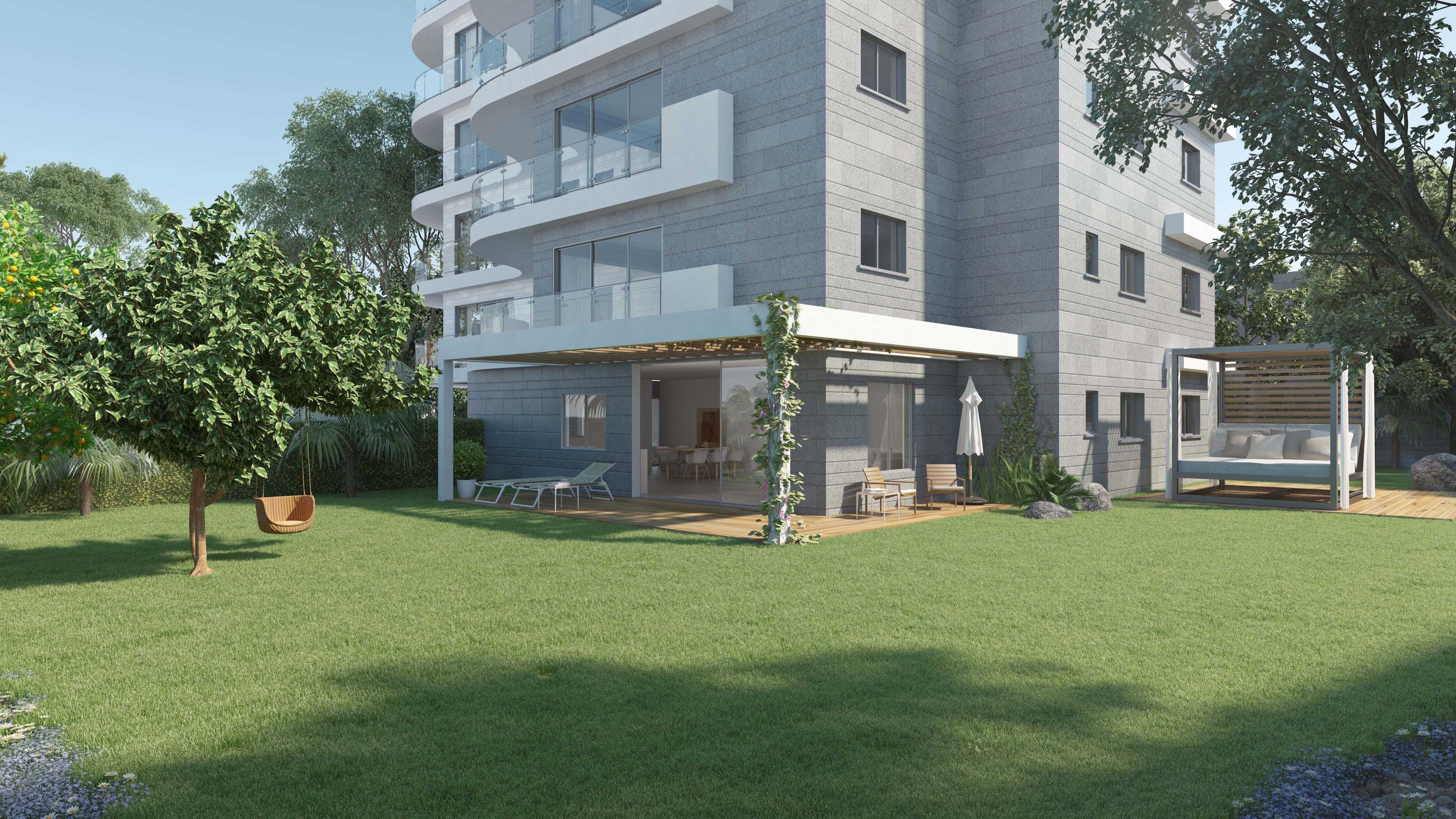 Residential Building – Horev 39