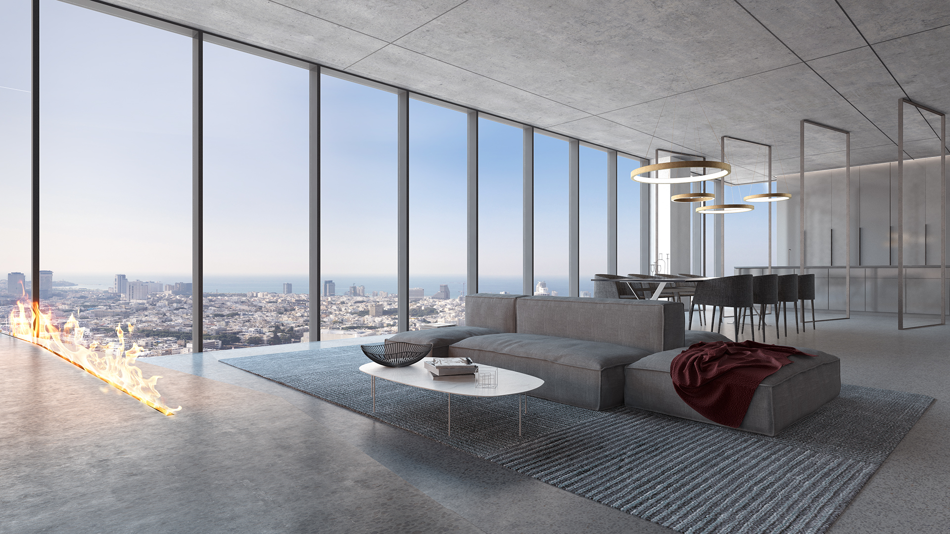Midtown TLV Penthouse