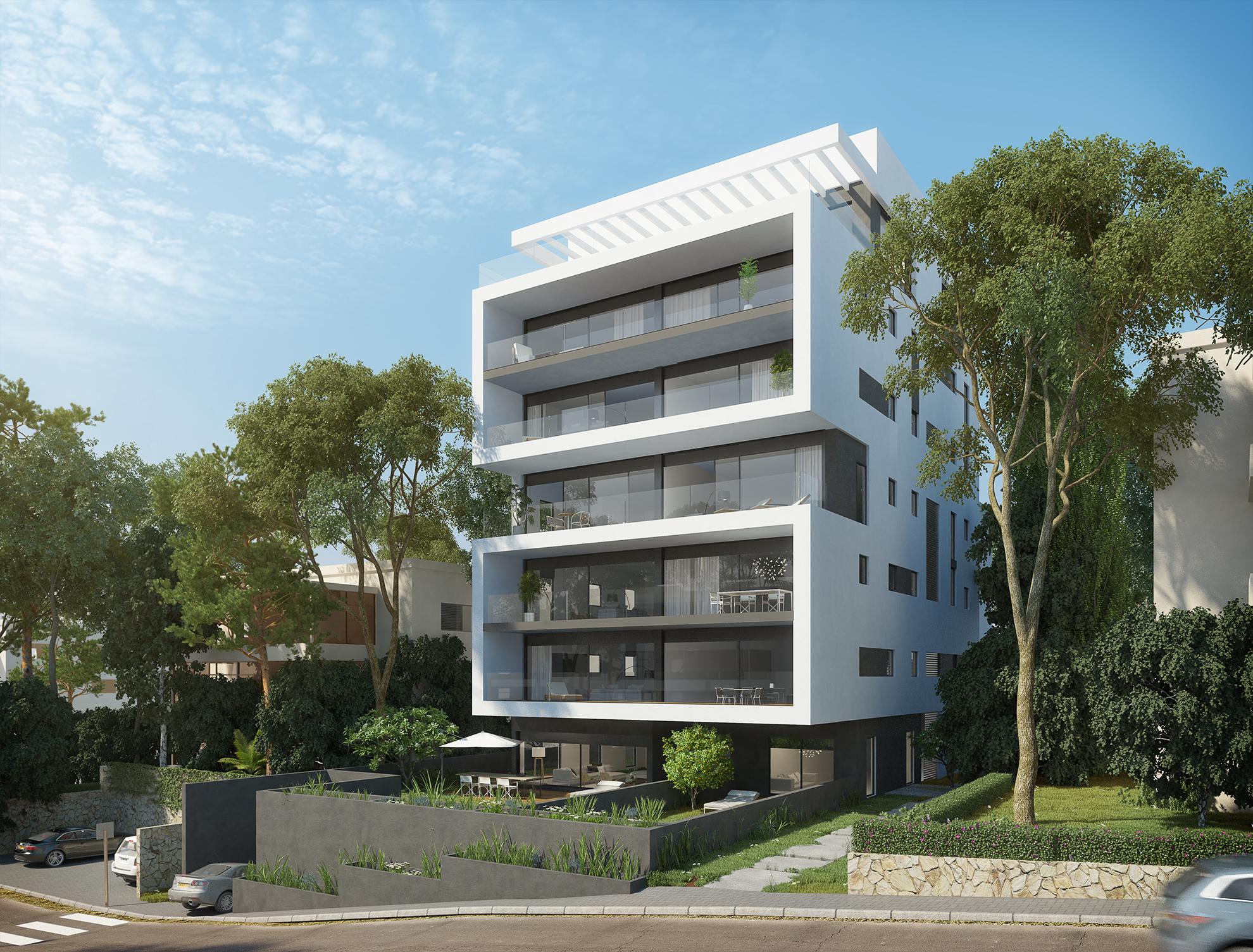 Residential Building – Haifa