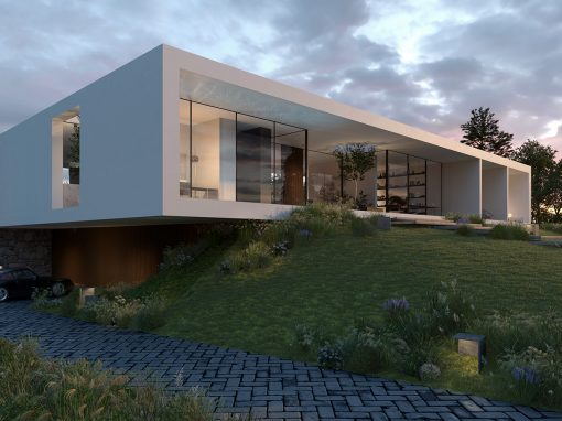 Residence in the Galil
